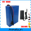 High Quality 350W 12V 100ah Battery