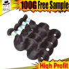 100%Human Hair, Brazilian Body Wave Hair Extension