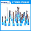 2 Flutes Solid Tungsten Carbide End Mills for Metal Cutting