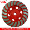 Turbo Grinding Wheel Cup