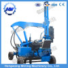 Highway Guardrail Post Diesel Engine Hydraulic Pile Driver