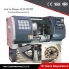 Horizontal Wheel Repair CNC Lathe Chinese Diamond Cutting Machine