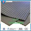 Round DOT Hospotal Rubber Floor / Anti-Slip Hotel Rubber Floor Mat