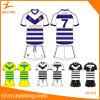 Healong Free Design Sample Rugby Jersey Uniform Shirt Bodysuit