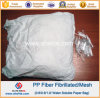 Mesh PP Fibrilated for Producing High Strength Cement Products