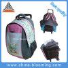 School Student Travel Rolling Trolleywheeled Backpack Bag