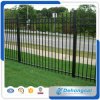 Used Security High Quality Galvanized Faux Wrought Iron Fence