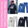 China OEM Unisex Zip Hoodies / Promotional Fashion Custom Cotton