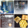 Food Blister Packing Rigid Clear Thermoforming Plastic Sheet PVC