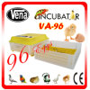 Excellent Quality Full Automatic 96 Egg Incubator