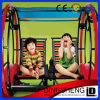 Super Fun Amusement Rides Leswing Cars for Sale with CE Approved