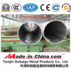 Large Diameter Thin Wall Aluminium Tube 5052 O