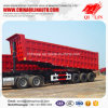 Factory Price Custom-Made Wagon Tremie Semi Trailer