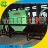 Plastic/Wood/Tire/Food Waste/Foam/Municipal Waste/Animal Bone/Metal Crusher Shredder