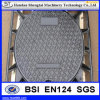 High Quality Ductile Iron and Steel Tree Gratings/Manhole Cover