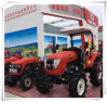 High-Top Quality Tractor 40HP 4WD with Sunshade for Hot Sale