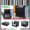 Stackable and Foldable Heavy Duty Plastic Pallet Box