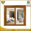 Heat Proof Double Glazing Aluminum Sliding Doors