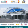 Dome Shape Two Story Double Decker Marquee Tent Structure; Mobile House; Bi-Level Tent