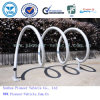 Spiral Steel Cycle Parking Stands/ Bike Rack (ISO/ SGS Approved)
