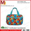 2015 New Design Colorful Rose Cosmetic Bag