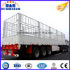 Fencing Semi Trailer/Livestock Transport Stake Semi Truck Trailer
