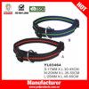 Dual Yarn Buckle Reflective Dog Collar (YL83464)
