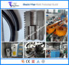 Nylon Corrugated Pipe Making Machine / PA Corrugated Hose Extruder Machine