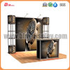 Custom Aluminum Fabric Pop up Trade Show Exhibition Booth Displays