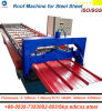 T Type Corrugated Roof Rolling Forming Machine