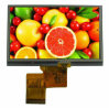 2.7 Inch Graphic Custom Serial TFT/LCD panel Modules for Car Application Display Monitor Touchscreen