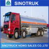 HOWO Fuel Truck to Transport Oil Fuel Diesel