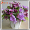 High Imitation Artificial Silk Flower for Home Decoration