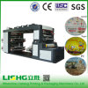 Medium Speed and Accurate Printing Four Color Flexo Printing Machine