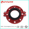 Ductile Iron Grooved Flange Fitting and Class 150 Coupling with FM UL