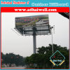 4 Faces Spectacular Flex PVC Printing Outdoor Billboard Advertising