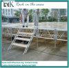 Rk Competitive Aluminum Plexiglas Stage China Manufacturer
