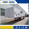 Heavy Duty Wood Logging Transport Semi Trailer