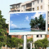 Lamp Full Color Outdoor Advertising LED Video Billboard