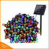 Solar Christmas Lights 22m 200 LED Multi-Color 8 Modes Solar Fairy String Lights for Outdoor Wedding Christmas Party