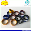 Customized Printed Number Difference Size Bird Aluminum Rings