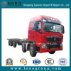 Sinotruk HOWO T5g 340HP 10X4 Stake Cargo Transport Truck Chassis