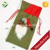 Christmas Candy Snowmen Children Storage Santa Claus Gift Bag