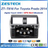 Car Multimedia for Toyota Prado 2014-2016 with DVD GPS Radio Audio