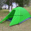 Ultralight Silicone Coated Camping Tent for 2 Persons with Vestibule