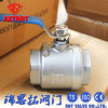 Thread 2000wog 2PC Korea Style Ball Valve