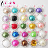 10mm 16mm Plastic Pearl Button
