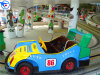 Theme Park Playground Outdoor Mini Shuttle Cars