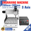 CNC USB 3020t Router Engraver/Engraving Drilling and Milling Machine
