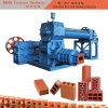 Red Clay Brick Making Machine Vacuum Extruder